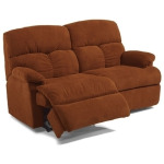 Triton Fabric Studio Reclining Sofa