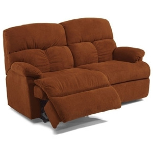 Triton Fabric Studio Reclining Sofa