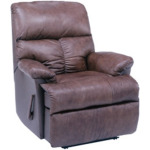 Triton Leather Wall Recliner